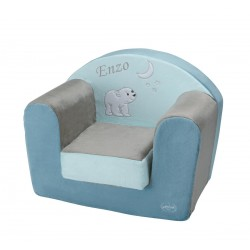 Fauteuil mousse Flocon l'ourson, Domiva