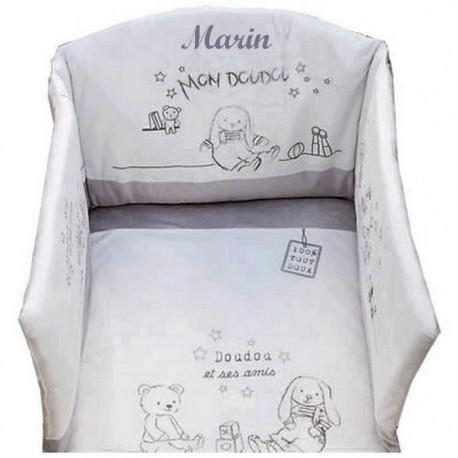 Tour de lit Lapin, Les Chatounets