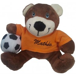 Peluche Ourson Foot
