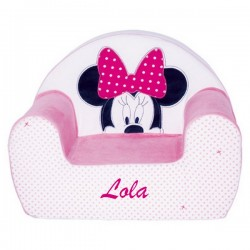 Fauteuil mousse club minnie, Babycalin