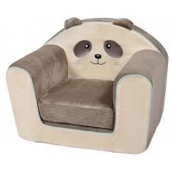 Fauteuil mousse Pandi Panda, Domiva