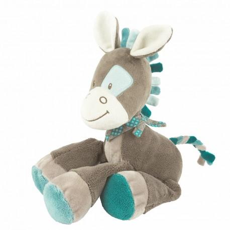 Peluche Gaston cheval, Nattou : Bebe-star