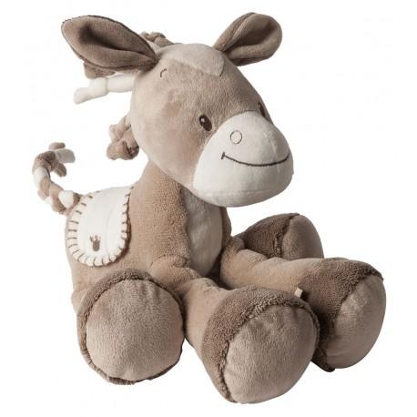 Peluche Noa le cheval, Nattou : Bebe-star