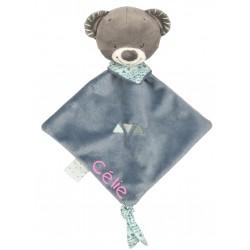 Mini doudou Jules l'ours