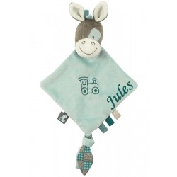Mini doudou Gaston le cheval