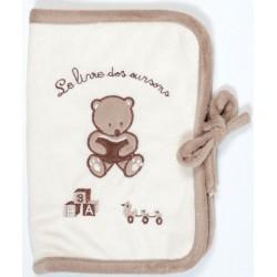Protège carnet de santé Ourson Chic, Les Chatounets