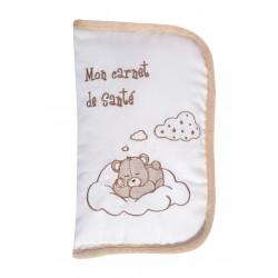 Protège carnet de santé Mon doudou et moi, Domiva : Bebe-star