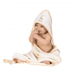 Cape de bain So Pure Sophie, Vulli : Bebe-star