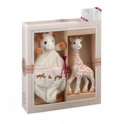 Coffret naissance médium Sophie la girafe